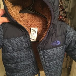 Other - Infant north face coat